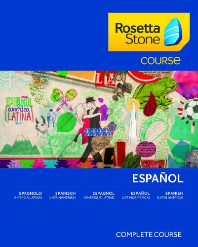 Rosetta Stone Course - Komplettkurs Spanisch (Lateinamerika) [Download]