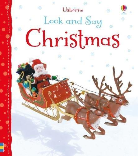 Christmas (Look and Say) por Felicity Brooks