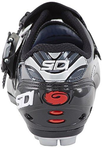 Chaussures VTT CAPE Cyclisme Sidi noir verni