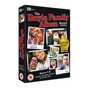 The Royle Family Album Bumper Edition [DVD]