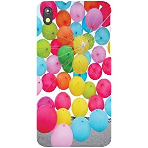 HTC Desire 816 Back Cover - Fantasy Designer Cases