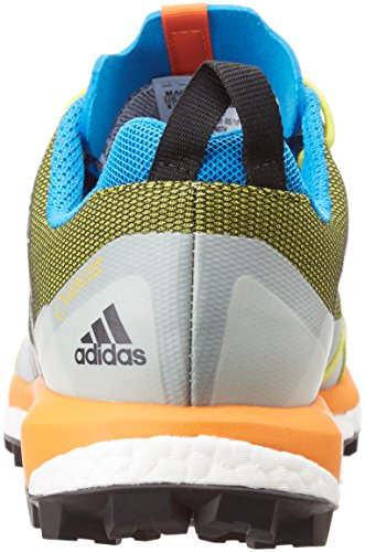adidas Damen Terrex Swift R Gtx W Turnschuhe lime / grau / blau