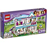 LEGO - 41314 - Friends -  Jeu de construction - La Maison de Stéphanie