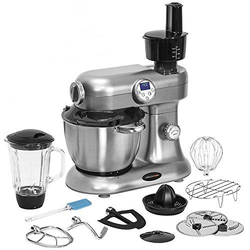 Cecotec 4012 Multifunktions-Küchenmaschine Küchenmaschine, Multicolor