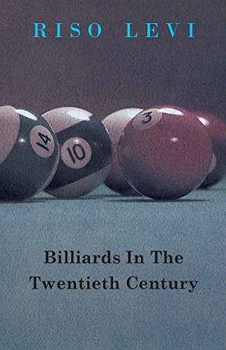Billiards in the Twentieth Century