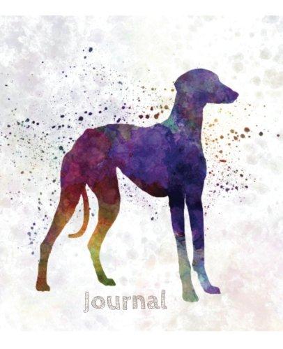 journal-greyhound-whippet-lurcher-hound-volume-2-rainbow-dog-journalss