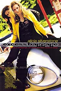 Excess Baggage Affiche du film Poster Movie Bagage d'excès (11 x 17 In - 28cm x 44cm) Style B