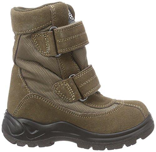 Naturino Falcotto 1195, Chaussures Marche Mixte Bébé Marron (Brun)