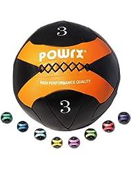 95728d2fd33fa POWRX – Wall Ball Balón medicinal 2 kg