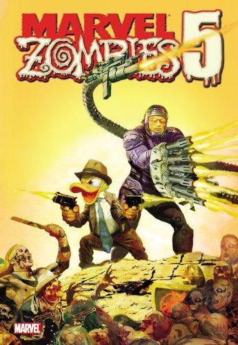 Marvel Zombies 5 por Fred van Lente