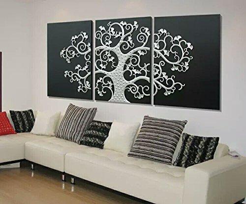 pintura decorativa decorativa de la pared decorativa en relieve de la relevacin de la pintura