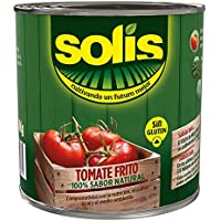 Solís Tomate Frito - 3 Paquetes de 2600 gr - Total: 7800 gr
