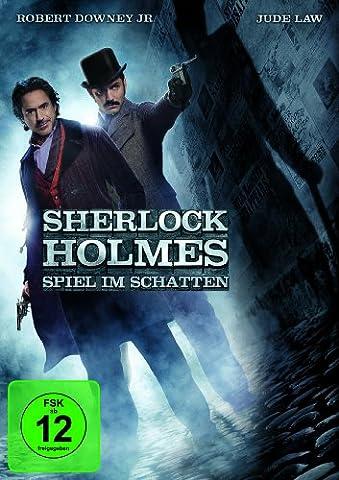 Sherlock Holmes: Spiel im Schatten (Sherlock Holmes Films Robert Downey Jr)