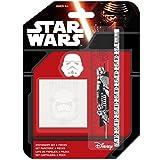 Schul-Set Schreibwaren–Star Wars–Offizielle Kollektion