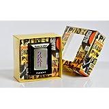 Zippo briquet 3D emblem 2.002.848.1 de cadeau, special edition, éventail