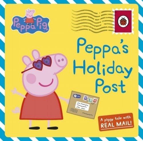 Image of Peppa's Holiday Post (Peppa Pig)