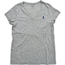 Ralph Lauren Sport Camiseta con Cuello EN v para Mujer