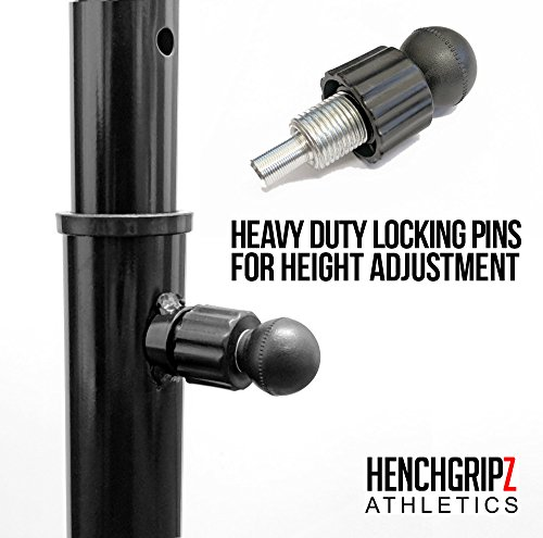 VICELIKE-73cm-83cm-93cm-Adjustable-Height-Dip-Bars-Parallettes-Gymnastic-Bars-Dip-Station-Dip-Machine-Crossfit