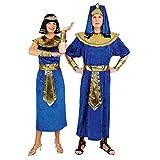Ägypter Kostüm Pharao Herrenkostüm Pharaokostüm König Pharaonen Gewand Ägypten Ägypterkostüm Königskostüm