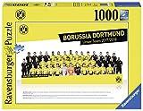 Ravensburger 19854 Borussia Dortmund Unser Team 2017/2018, 1000 Teile Puzzle