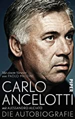 Carlo Ancelotti. Die Autobiografie de Carlo Ancelotti
