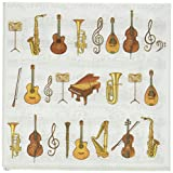 Servietten Orchester 25x25