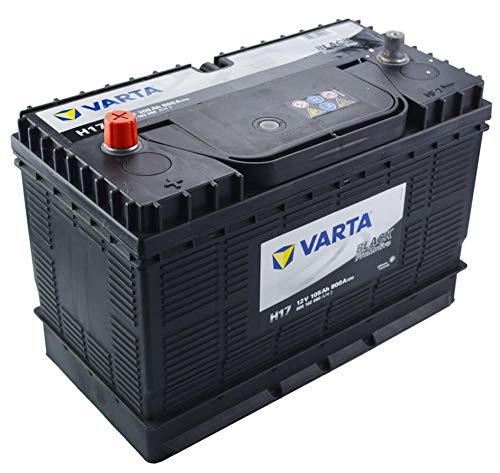 Varta 605102080A742promotive auto batterie Black 12V 105mAh 800A (prezzo con Euro deposito 7,50)