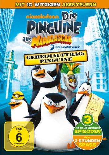 Die Pinguine aus Madagascar - Geheimauftrag: Pinguine -