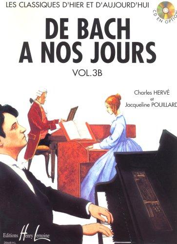 De Bach à nos jours Vol.3B
