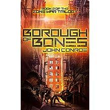 Borough of Bones (Zone War Book 2) (English Edition)