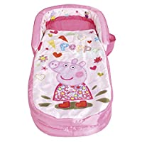 Readybed Peppa Pig My First Toddler Airbed and Sleeping Bag in one