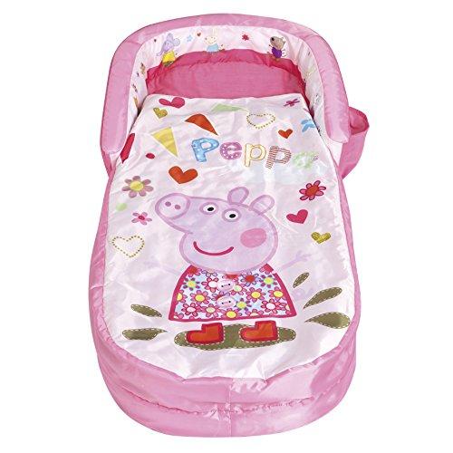 Peppa Pig ReadyBed Peppa Pig Airbed and Sleeping Bag In One