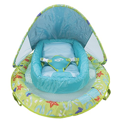 18% OFF on SwimWays Infant Baby Spring Float on Amazon  8dfe4056cbaa