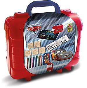 MULTIPRINT Cars - Juegos de Sellos para niños, Caucho, Madera, 3 año(s), Italia, 230 mm, 105 mm