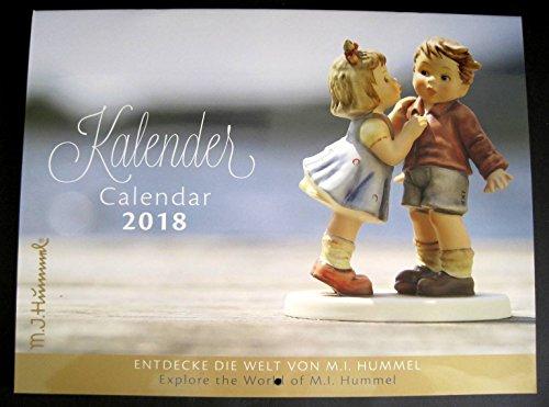 Kalender M. I. Hummel Figuren 2018 / NEU!!