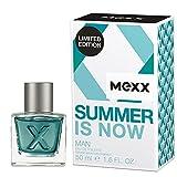 Mexx Summer is Now Man Eau de Toilette Natural Spray, 1er Pack (1 x 0.05 l)