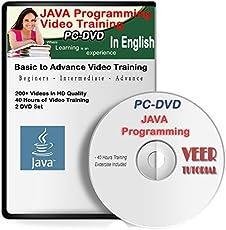 Java Programming Basic to Advance Video Training (40 hrs, 200+ Videos)