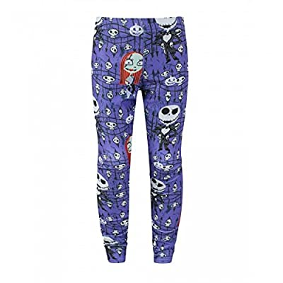 L'Étrange Noël de monsieur Jack - Leggings Jack & Sally - Fille