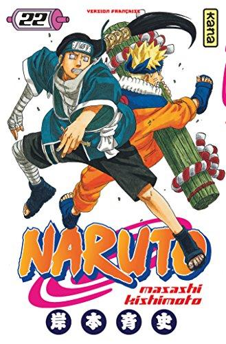Naruto T22 par KISHIMOTO Masashi