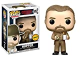Funko Pop Stranger Things Jim Hopper CHASE Variant Vinyl Figure