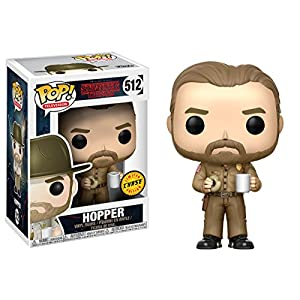 Funko Pop Jim Hopper Chase (Stranger Things 512) Funko Pop Stranger Things