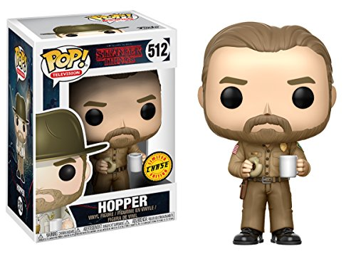 Funko Pop! Stranger Thing - Chase Hopper