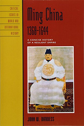 PDF Download] Ming China, 1368-1644: A Concise History of a