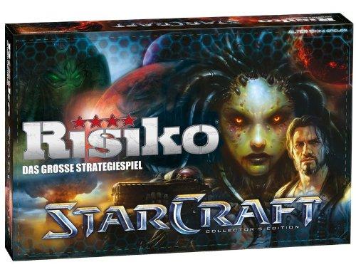 Risiko Star Craft Collector\'s Edition - Das berühmte Brettspiel trifft auf das meistverkaufteste Echtzeit-Strategiespiel