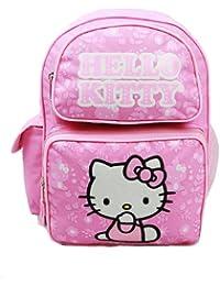 Sanrio Hello Kitty Mochila–niño tamaño (rosa)