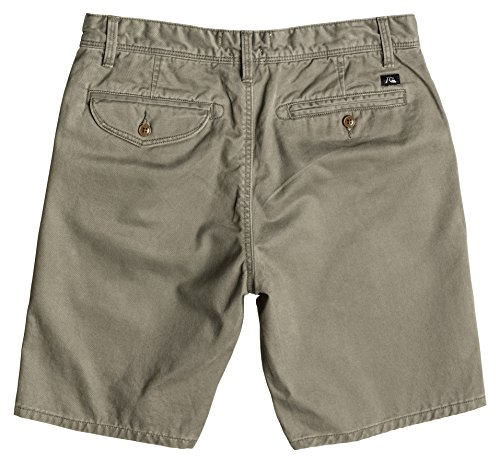 Quiksilver Everyday Dusty Olive - Solid