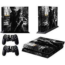 Elton The Last Of Us Theme 3M Skin Sticker Cover For PS4 Console And Controllers