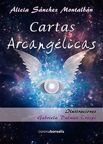 Portada del libro Cartas arcangélicas (Crecimiento Personal)