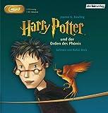 Harry Potter und der Orden des Phönix: Gelesen von Rufus