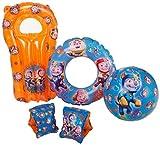 Paw Patrol - Juego de flotadores hinchables para niños con diseño de chico, para playa,...